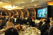 Guests enjoying the 13th Annual Groundbreakers' Gala